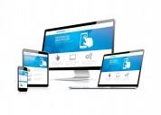 Desarrollo web profesional a excelente precios