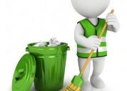 Servicio de aseo a domicilio, limpieza de casas, limpieza de empresas
