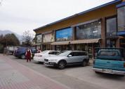 Fernandez escobar arrienda local comercial 125 m2 yungay san felipe