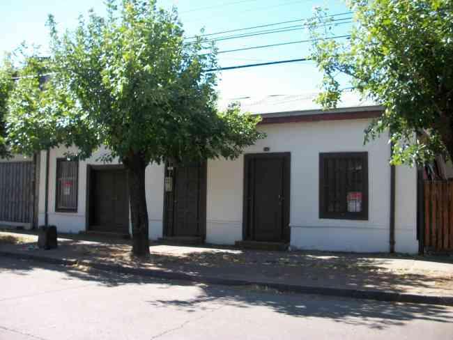 CHILLAN, VENDO CASA CENTRAL