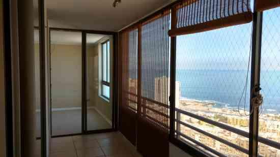 Departamento en venta, con hermosa vista al mar en Iquique