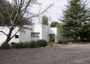 Fernandez escobar vende parcela 4d 4b piscina condominio panquehue