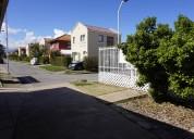 Fernandez escobar vende casa 3d 3b condominio los maitenes