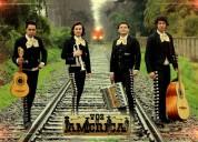 Serenatas al mas puro estilo mexicano