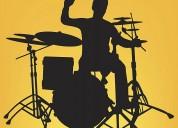 Se necesitan baterista para formar banda