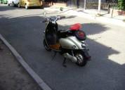 Moto electrica  (estilo vespa)