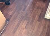 Lavado de alfombras, aseo integral y pisos flotantes