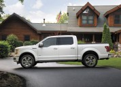 Venta camioneta ford f-150 platinium 4wd ecoboost aÑo 2015