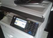 servicio tecnico impresoras ricoh en concepcion