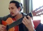 Clases de guitarra piano y guitarra