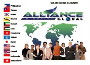 Aim global international transformando vidas