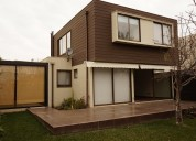 Fernandez escobar vende casa 3d 3b condominio los villares los andes