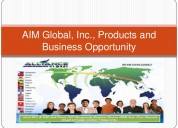Aimglobal international transforma vidas en todo el mundo para mejor