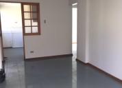 Se vende departamento 2 dormitorios en edificio pablo neruda