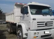 Camion volkswagen modelo 17.210  en buen estado