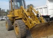 Cargador frontal cat it28b aÑo 89 f