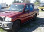 Camioneta mahindra pick up xl d/c 4x2 eiv 2.2 aÑo 2013