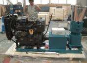 Meelko  peletizadora 300mm 55 hp diesel para alfalfas y pasturas 500-600kg