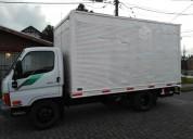 Arriendo camiones de 2 y 5 ton a empresas