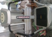 Se vende maquina turbo charger