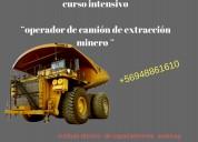 Operador maquinaria pesada
