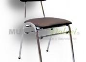 Sillas y escritorios, ideales para profesores....
