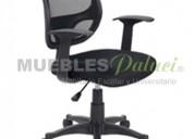 Sillas de oficina, de secretaria, sillón ejecutivo