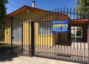 Fernandez escobar arrienda casa 3d 2b villa los nogales san esteban