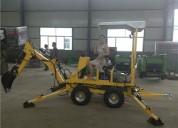 Mini excavadora meelko; modelo 35-65hp
