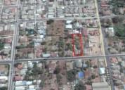 984 m2 planos en barrio residencial a pasos del centro de la ciudad