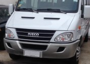 Minibus iveco daily power
