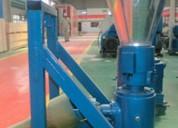 Peletizadora meelko 300mm 55 hp diesel para alfalfas y pasturas
