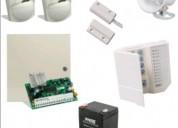 Instalación y servicio de alarmas domiciliarias y cctv