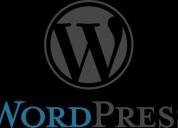 Clases particulares de wordpress