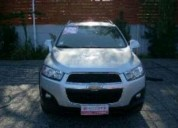 Se vende chevrolet captiva
