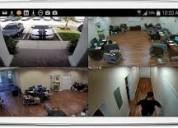 Kit cámaras vídeo vigilancia