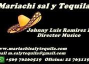 Quilicura alla vamos mariachi sal y tequila