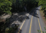 Sitios de 1.1250m2 a orilla de carretera villarrica-lican ray