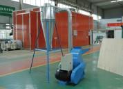 Molino meelko de martillos 1,5 kw monofasico 100 a 200 kg hora - mkh158b.