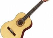 Clases a domicilio de guitarra santiago