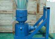 Peletizadora meelko 230 mm 22 hp pto para concentrados balanceados 300/400kg