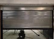 Cortinas metalicas emballetadas galvanizadas de seguridad