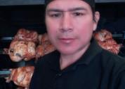 Maestro pollero peruano
