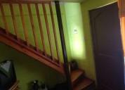 Casa de dos pisos en villa humberto diaz de puente alto