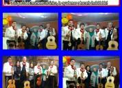 Profesionales musica mexicana charros