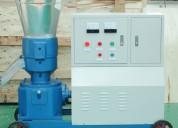 Maquina peletizadora meelko para pellets de madera 260 mm electrica 160-250 kg/h - mkfd260c..