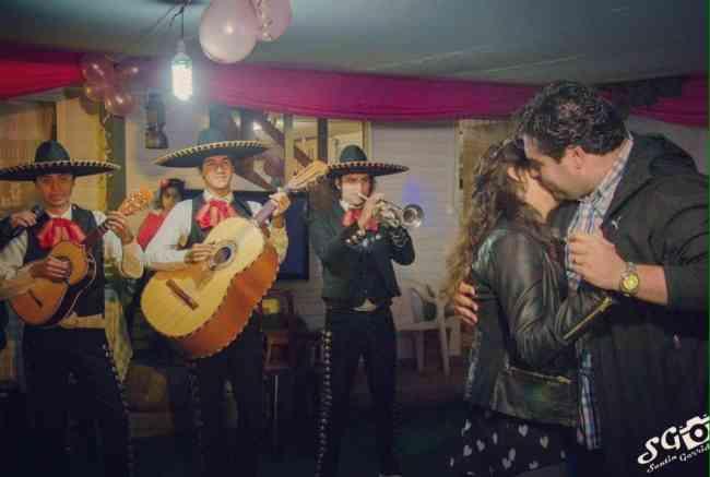 Mariachis y Serenatas en Calera de Tango