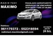 Radio taxi maximo