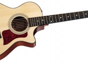 Clases de guitarra acustica