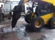 Arriendo de miniexcavadora en todo stgo demoliciones +56973677079